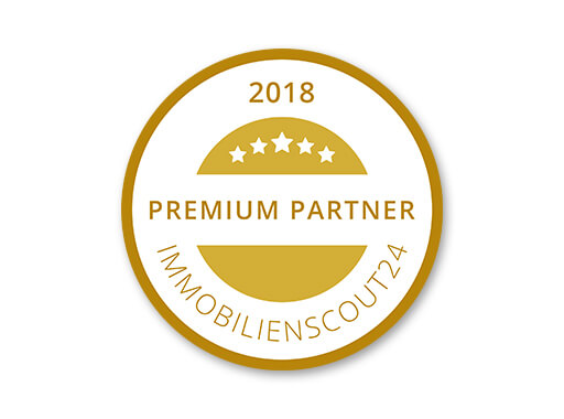 Immobilienscout24 Premiumpartner 2018